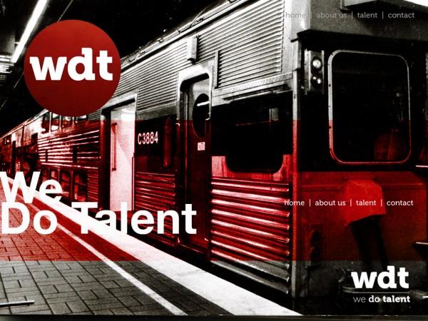 WDT Web 3 TRAIN RED